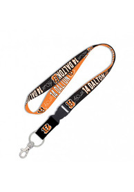 Andy Dalton Cincinnati Bengals Player Lanyard