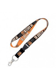AJ Green Cincinnati Bengals Player Lanyard