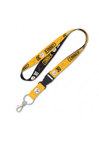 James Conner Pittsburgh Steelers Player Lanyard