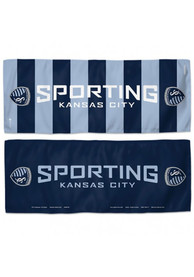Sporting Kansas City 2-sided 12 X 30 Cooling Towel
