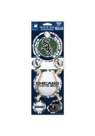 Chicago White Sox Prism Stickers