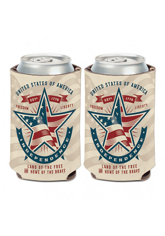 Team USA Patriotic 12oz Independence Coolie