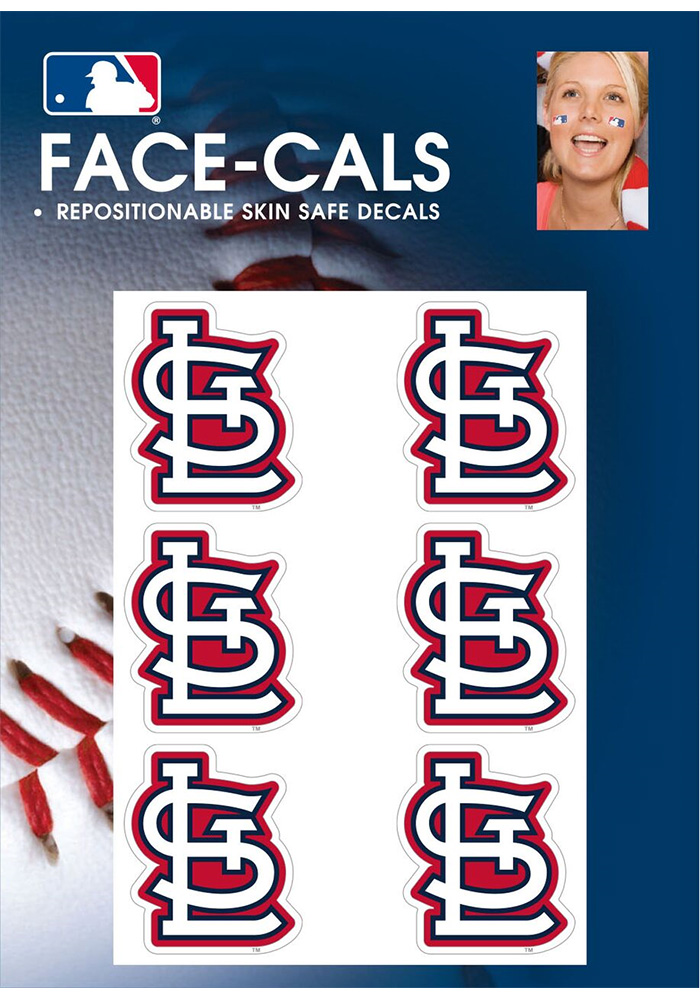 St Louis Cardinals 6 Pack Tattoo - Image 1
