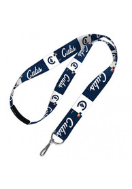 Chicago Cubs Cooperstown Lanyard