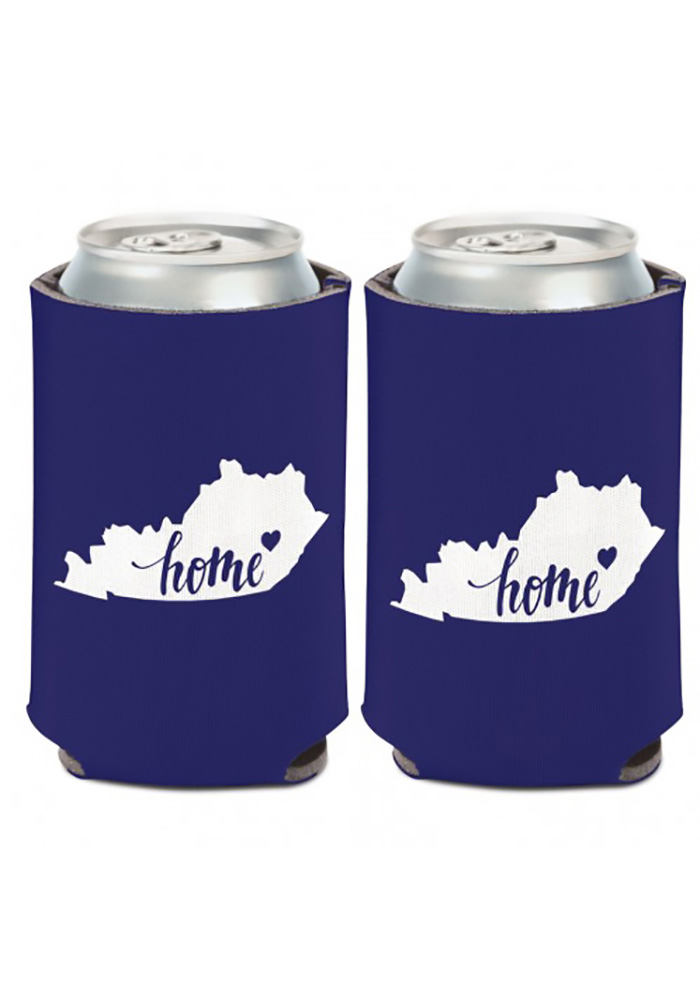 Kentucky 12 oz State Shape Can Cooler Coolie - Image 1