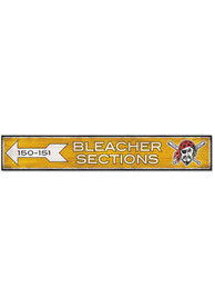 Pittsburgh Pirates General Seating 6x36 inch Wood Sign