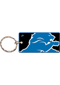 Detroit Lions Imprinted Keychain