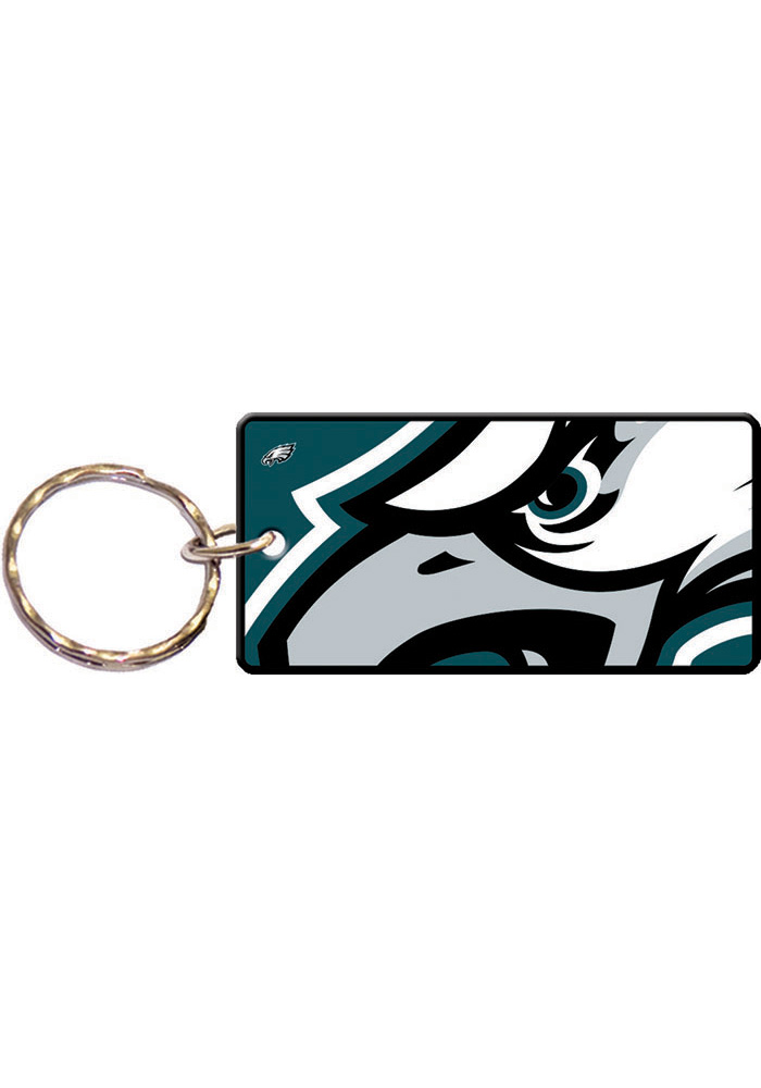 Philadelphia Eagles Imprinted Keychain - Image 1