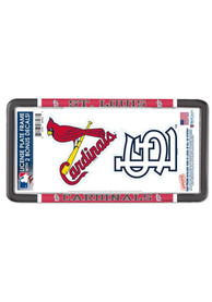 St Louis Cardinals 2-Pack Decal Combo License Frame