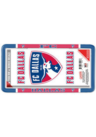 FC Dallas 2-Pack Decal Combo License Frame