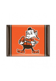 Cleveland Browns Retro Magnet