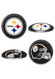 Pittsburgh Steelers Sport Dots Magnet
