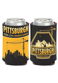 Pittsburgh 12 oz Can Cooler Coolie