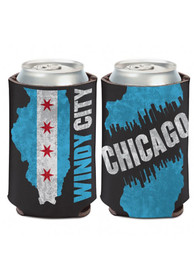 Chicago 12 oz Windy City Coolie