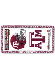 Texas A&M Aggies 2-Pack Decal Combo License Frame