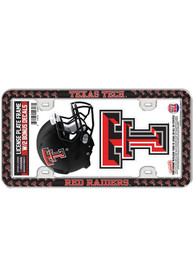 Texas Tech Red Raiders 2-Pack Decal Combo License Frame
