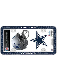 Dallas Cowboys 2-Pack Decal Combo License Frame