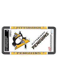 Pittsburgh Penguins 2-Pack Decal Combo License Frame