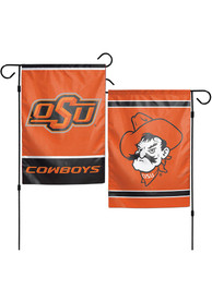 Oklahoma State Cowboys 12x18 inch 2-Sided Garden Flag