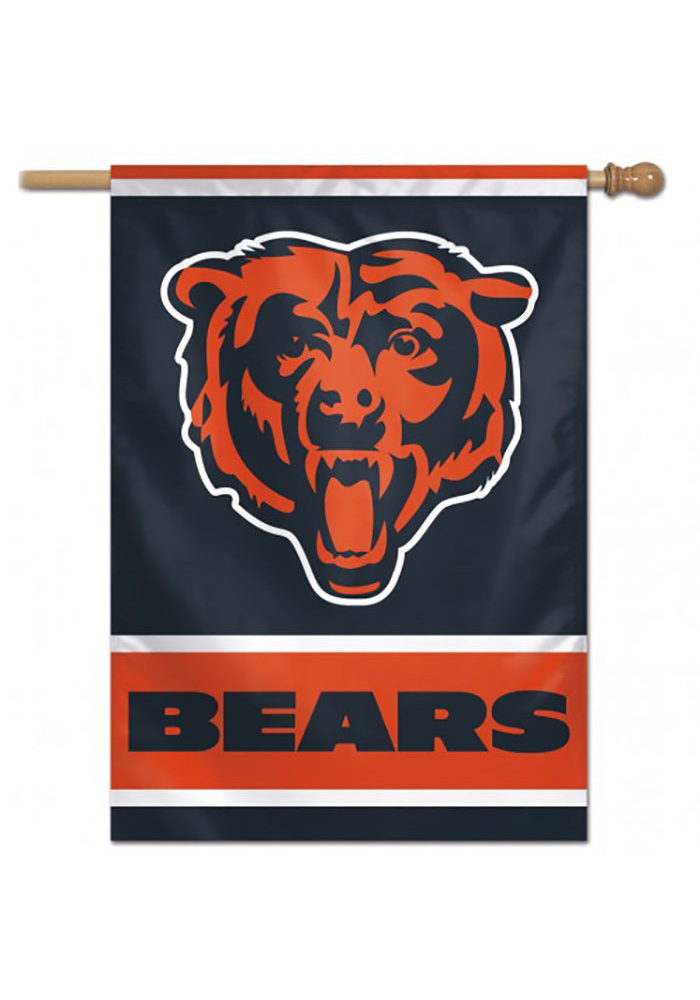 Chicago Bears Mega 28x40 inch Vertical Banner