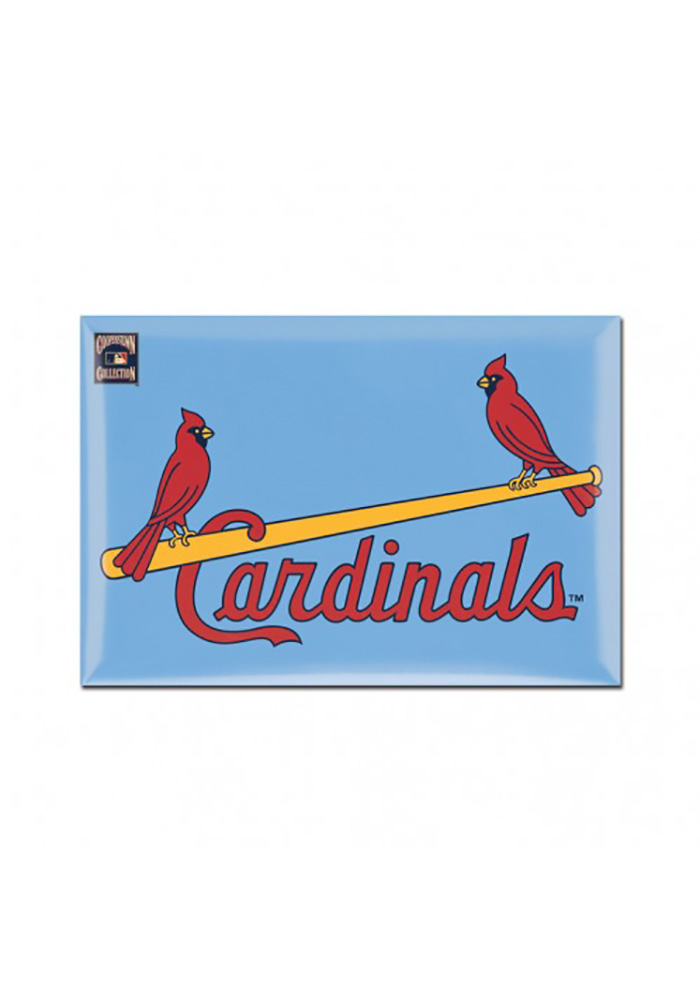 St Louis Cardinals Cooperstown Magnet - Image 1