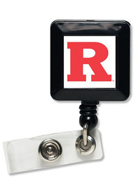 Rutgers Scarlet Knights Premium Badge Holder