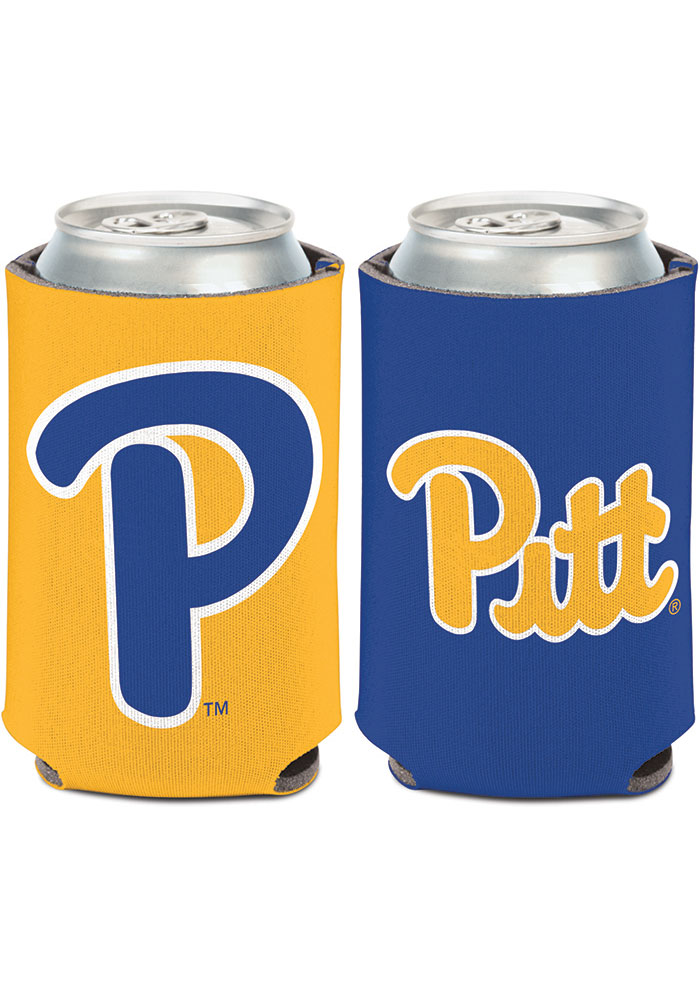 Pitt Panthers 12oz Can Cooler Coolie - Image 1