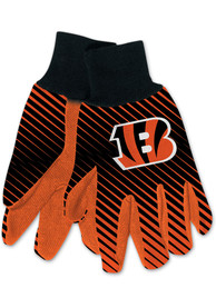 Cincinnati Bengals Utility Gloves - Orange