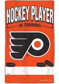 Philadelphia Flyers Baby Hockey Player in Training Bib - Orange