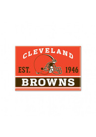 Cleveland Browns 2.5X3.5 Magnet