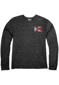 Wichita Black Flag Long Sleeve T Shirt