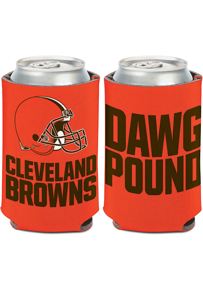 Cleveland Browns 12oz Can Coolie - Image 1