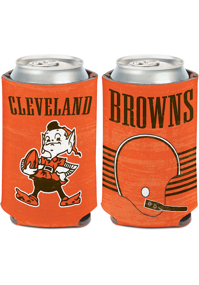 Cleveland Browns 12oz Can Coolie