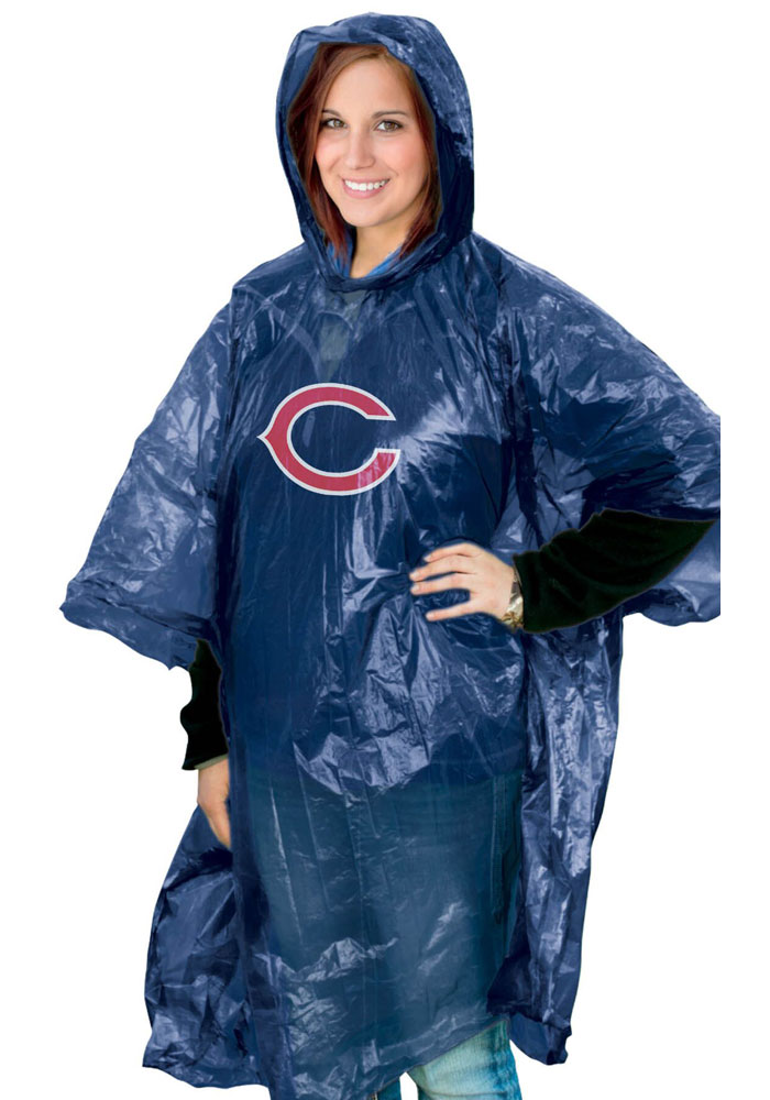 Chicago Bears Lightweight Poncho - Image 1