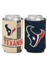 Houston Texans 12oz Can Coolie