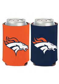 Denver Broncos 12oz Can Coolie
