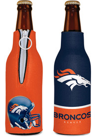 Denver Broncos Zipper Bottle Coolie