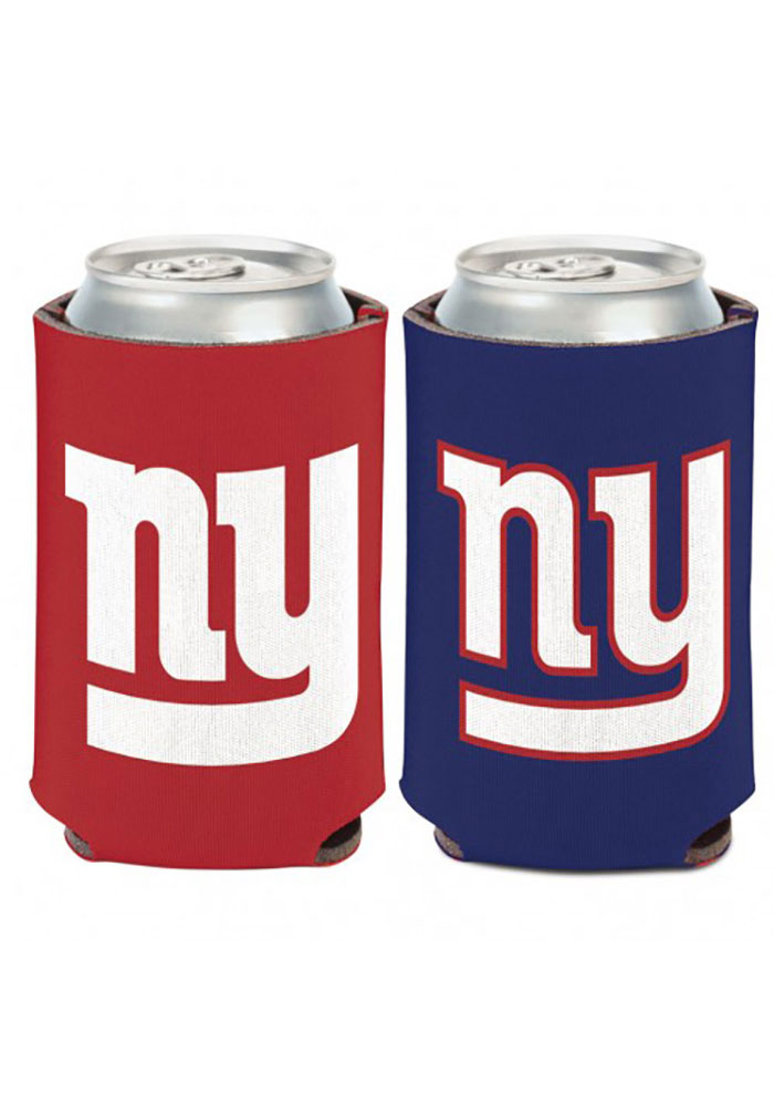 New York Giants 12oz Can Coolie - Image 1