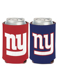 New York Giants 12oz Can Coolie