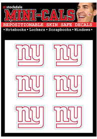New York Giants 6 Pack Tattoo