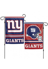 New York Giants 12x18 inch 2-Sided Garden Flag