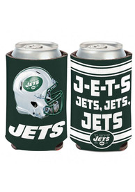 New York Jets 12oz Can Coolie