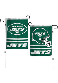 New York Jets 12x18 inch 2-Sided Garden Flag