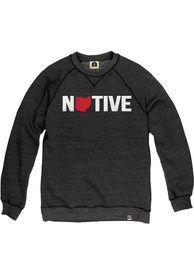 Ohio Native Crew Sweatshirt - Black