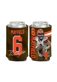 Cleveland Browns Baker Mayfield 12oz Baker Mayfield Coolie