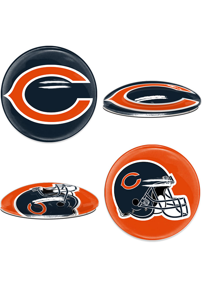 Chicago Bears Sports Dotts Magnet - Image 1