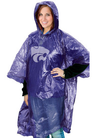 K-State Wildcats lightweight poncho Poncho
