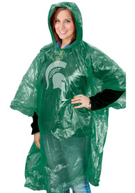 Michigan State Spartans lightweight poncho Poncho