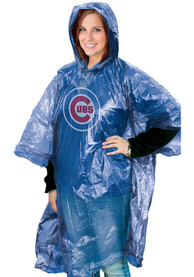 Chicago Cubs lightweight poncho Poncho