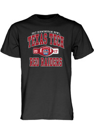 Texas Tech Red Raiders Black Tailslide Tee